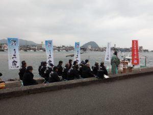 豊漁祈願祭